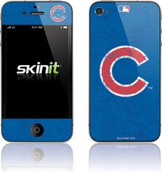 Chicago Cubs - Solid Distressed