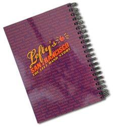Left-Handed Spiral Notebook