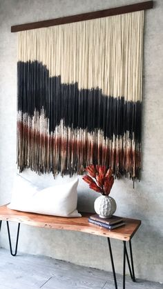 DIY Home Decor, run down these advice one will require to achieve one DIY house decorating. See mind blowing article number 2641971041 today. Unique Wall Decor, Modern Decor, Purple Bohemian Bedroom, Boho Dekor, Diy Home Decor, Room Decor, Bohemian Interior Design, Large Macrame Wall Hanging, Tropical Decor