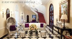 Are you looking for event furniture rentals in NYC? High Style Rentals helps you to find latest event rentals in NYC.