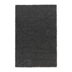 ALHEDE Rug, high pile IKEA Its dense, thick pile creates a soft surface for your feet and also dampens sound. $99.99