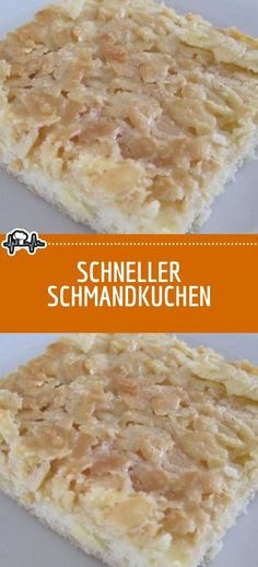 Quick sour cream cake – the kitchen Informations About Schneller Schmandkuchen – Die Küche Pin You can easily use my Quick Healthy Desserts, Quick Dessert Recipes, Easy No Bake Desserts, Quick Easy Meals, Cake Recipes, Healthy Snacks, Healthy Recipes, Easter Desserts, Healthy Menu