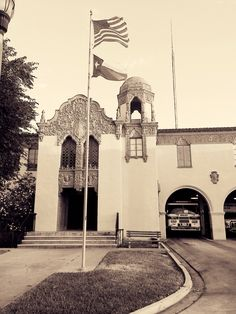 Weslaco FD Historical Fire Station 2