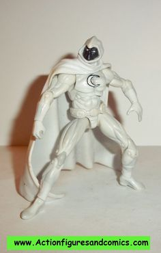 marvel universe MOONKNIGHT series 1 2009 027 hasbro 3.75 inch action figures moon knight fig