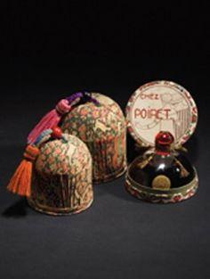 Paul Poiret, first designer to have a fragrance line.