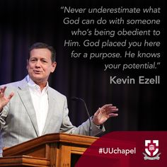 Kevin Ezell, president of the North American Mission Board.