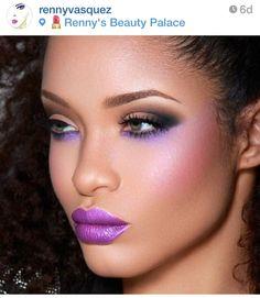 More by Renny Vasquez. #purpleflirt