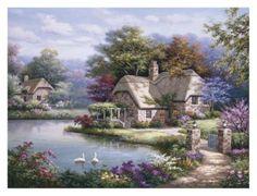 20 best sung kim images landscape paintings artworks acrylic art rh pinterest co uk