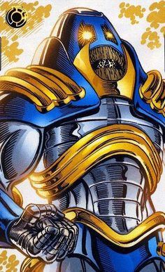 Anti-Monitor! Who is the most powerful comic book character? Here's a list of possible entries.