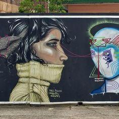 Florianópolis Brazil @graffitum  #grafite #graffiti #muro #wall #streetart #floripa #florianopolis
