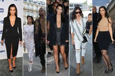 Kim Kardashian Quiz - Quiz: Which Kim Kardashian Are You? - Elle