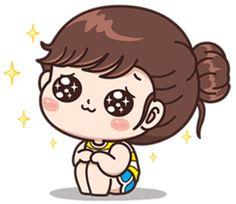 Boobib Monday Cute Chibi Couple, Love Cartoon Couple, Cute Love Cartoons, Cute Couple Art, Cute Baby Girl Pictures, Cute Love Pictures, Cute Cartoon Pictures, Cute Love Gif, Cute Bear Drawings
