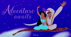 In Agrabah and beyond...