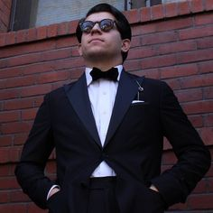 theryansperoni:    So what do you guys like more: me parading around Sacramento wearing tuxedos? Or close ups of the actual products?  -  @delanaleecollins  -  #sacramento #sacramentoca   #Tailored #Tuxedo   #Bowtie# Velvet   #sprezzatura #sprezza   #fashion #fashionable #fashionformen #Menswear #mensfashion #mensclothing #menstyle #outfit   #style #instafashion   #Etsy #etsysellers   #dapper #dandy   #bespoke #sartorial   #italianstyle #groom   #groomsmen #wedding (at Sacramento California)