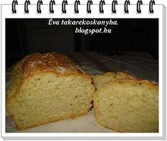 Takarékos konyha: Kenyérsütés /krumplis kenyér/ Banana Bread, Desserts, Food, Tailgate Desserts, Deserts, Essen, Postres, Meals, Dessert
