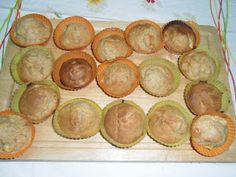 Manjar das Deusas: Queques de maçã e canela