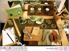 Extraordinary Classroom: Provocation - an invitation to explore leaves