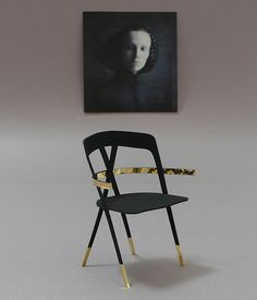 X-Federation Stacking Chair by Victor Vetterlein   Yellowtrace.