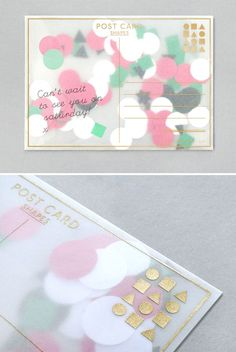 clear or frosted envelopes to show off the work inside… Is this tracing paper? Envelopes, Diy Papier, Paper Crafts, Diy Crafts, Mail Art, Invitation Design, Postcard Invitation, Paper Goods, Book Design