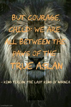 Aslan as a representation of Jesus Christ-The Chronicles of Narnia