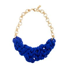 orly genger for j. crew necklace