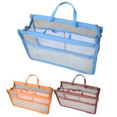 Cheap women makeup bag, Buy Quality fashion makeup bag directly from China makeup bag Suppliers: Fashion Women Makeup Bag Portable Transparent PVC Cosmetic Toiletry Pouch Travel Wash Toothbrush Pouch Organizer Bag Makeup Bag Organization, Transparent Bag, Pvc, Portable, Travel Accessories, Travel Bags, Womens Fashion, Style Fashion, See Through