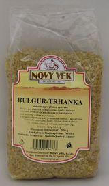 Bulgur trhanka + recepty