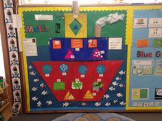 Nursery shape and number