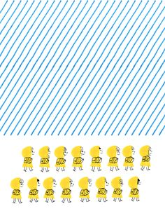 illustration By Aki. Illustration Design Graphique, Graphic Illustration, Art Party, Illustrations Posters, Illustrators, Design Art, Poster Prints, Inspiration, Mixed Media
