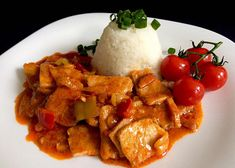 Thai Red Curry, Pork, Food And Drink, Asian, Chicken, Cooking, Ethnic Recipes, Sweet, Indie
