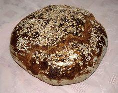Asopaipas. Recetas de Cocina Casera .: Hogaza de Avena y Manzana