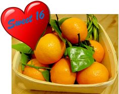 Tango Mandarins are back! And so is our Sweet 16 offer: a bag of sixteen of these delicious fruit for only $4.95!