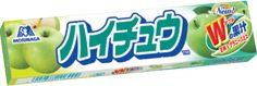 Morinaga HI‐CHEW Green Apple fruit chews