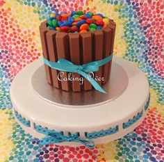 A simple cake anyone can replicate!