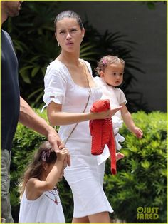 Adriana Lima with Her Family!