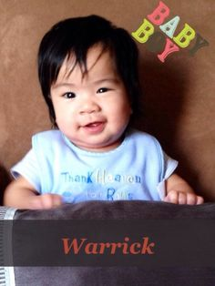 Baby Photo Contest Warrick  March 2014 Cute Kid Contest