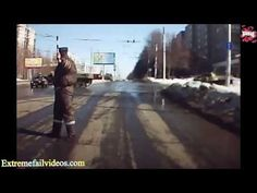Compilation Of Weirdest Things Happened on Russian Roads