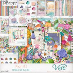 Plan it ! [The Creative Collection] By Vero