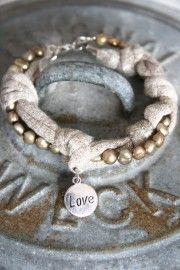 Lovely Zpagetti bracelet made by Sarah