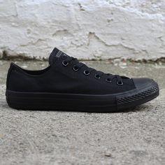 Converse Chuck Taylor Core (Black Mono) – New-Entry #converse #newentry #sneaker #allstar #newentry