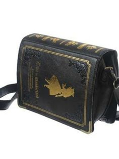 Japanese Lolita Alice book purse