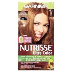 Garnier Nutrisse Ultra Color Nourishing Creme B3 Golden Brown