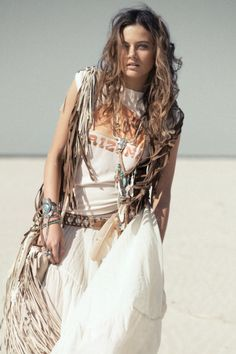 Spell and the Gypsy Collective Castaway Skirt