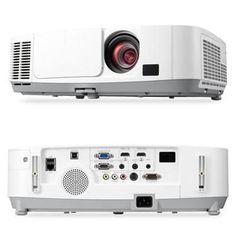 NEC Display Solutions - 4000 Lumens LCD Projector