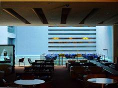 Isamu Noguchi, Hotel Interiors, Conference Room, Table, Furniture, Design, Home Decor, Arquitetura, Functionalism