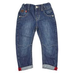 Toddler Turn-Up Jeans