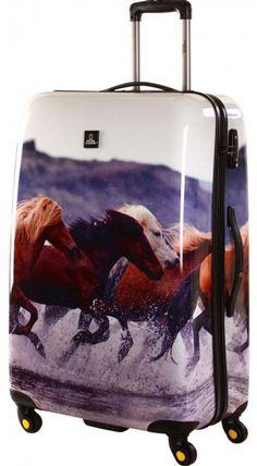 National Geographic   Nature of Love   78 x 52 x 29 cm & in anderen Grössen erhältlich   #Pferde #Reisen #Urlaub #Reisegepäck #animalprint