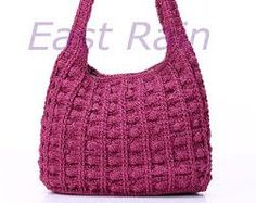 Bildresultat för crochet bag