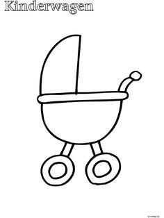 Kleurplaten Baby Spullen.Kinderwagen Als Sinterklaas Surprise Sinterklaas En Surprises