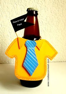 Camisa llavero para día del padre ~ cositasconmesh